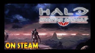 HALO ON STEAM?! - Halo: Spartan Assault