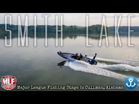 Smith Lake Alabama 2019 MLF Bass Pro Tour Stage 5 PART TWO