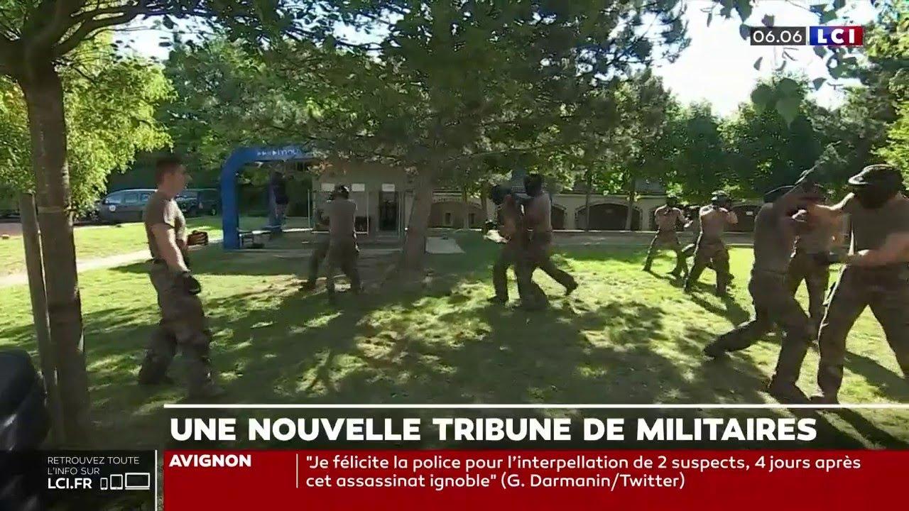 Download Valeurs Actuelles publie une nouvelle tribune de militaires d'active