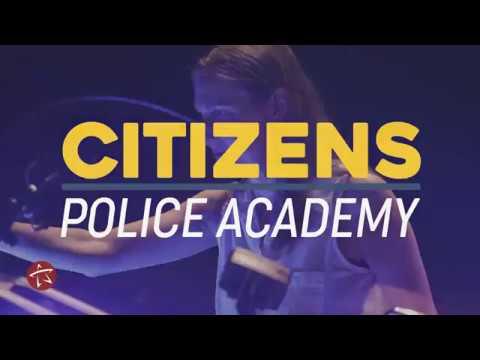 Citizens Police Academy: Vol  3 - Traffic