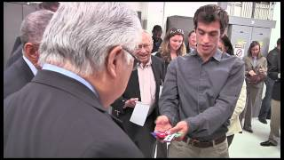 NASA Administrator Visits Ames Research Center
