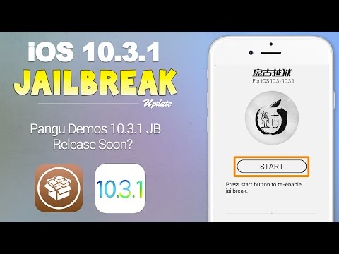 iOS 10.3.1 Jailbreak: Pangu Shows 10.3.1 iPhone 7 Jailbreak - Everything You Need to Know!   JBU 27
