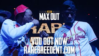 RBE MAXOUT: CASSIDY vs HITMAN HOLLA OUT NOW ON VOD (TRAILER)