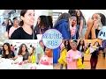 Super Dia de Compras Con Jovencitas  Guapas 👯♂️👭 !!  VLOGS DIARIOS - Feb. 11, 17 ♡IsabelVlogs♡
