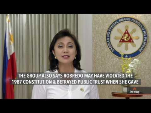 'Robredo peddling lies,' says Impeach VP Leni Team