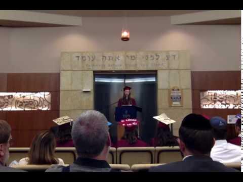 Denver Academy of Torah High School Class of 2019 Graduation
