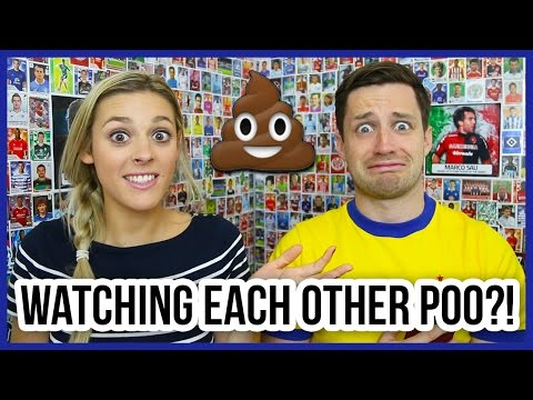 WATCHING EACH OTHER POO?! | SPENCER & ALEX