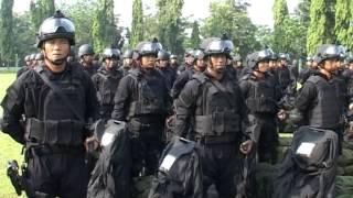 Panglima TNI Sidak Kopassus dan Marinir