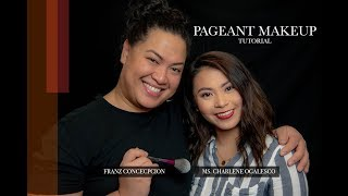 Pageant Makeup Tutorial with Miss Filipina International 2019 Candidate