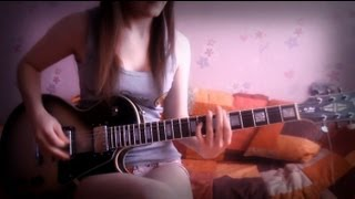 Muse - Futurism (guitar cover HD)