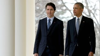 Obama's Trudeau endorsement does not violate law, Elections Canada says