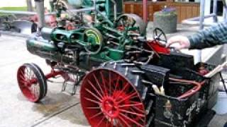 1915 Model Case Steam Traction Engine
