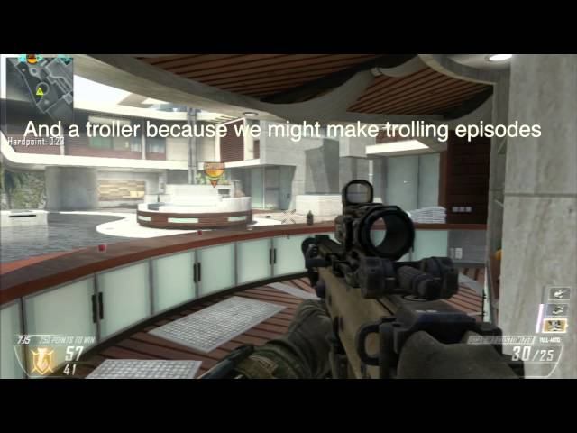 Bo2 Commentary- Clan Roster