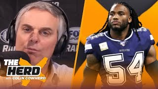 Jaylon Smith on possible schedule changes, playing for McCarthy, COVID-19 relief | NFL | THE HERD
