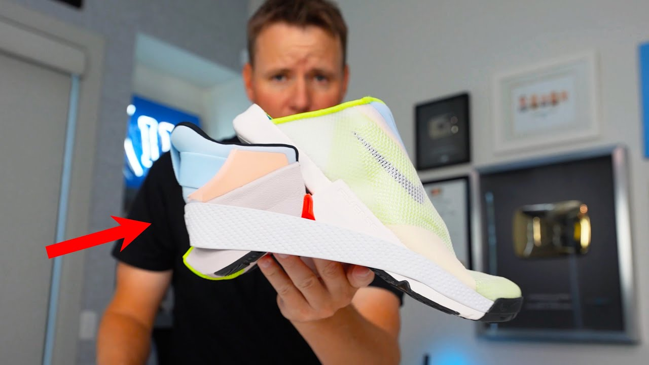 What's inside Nike FlyEase Shoes?