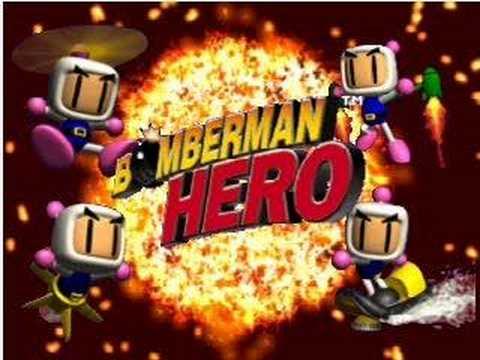 BomberMan Hero SoundTrack - Redial