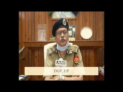 कानपुर - पुलिस टीम पर हमला , सीओ सहित आठ जवान शहीद