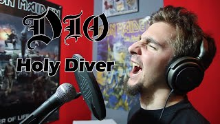 Dio - Holy Diver (Vocal Cover by Eldameldo)