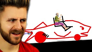 HAPPY WHEELS DAR SUNT RECHIN!
