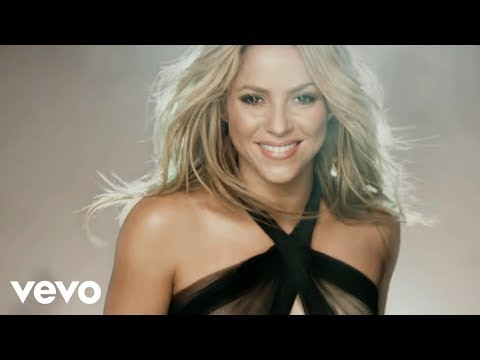 Shakira - Gypsy (Video Version)