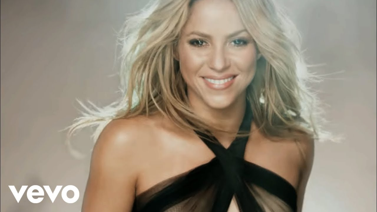 Shakira Gypsy Official Music Video Youtube