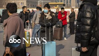 3 major US airports to check incoming passengers for potentially deadly virus | ABC News
