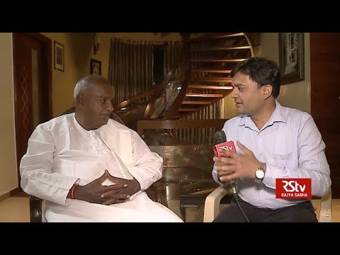 BJP tried to engage in horse trading, says HD Deve Gowda