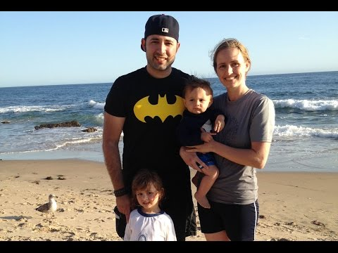 Family Adventure at Crystal Cove State Park!