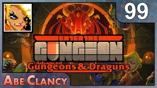 AbeClancy Streams: Advanced Gungeons and Draguns - 99 - Modding the Gungeon!