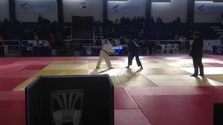 Campeonato Sul-americano Final Felipe Queiroz BRA x Bruno Pires BRA - M1 -60kg
