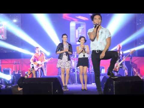 Kaka Slank, Raisa, Andien @Malang   YouTube