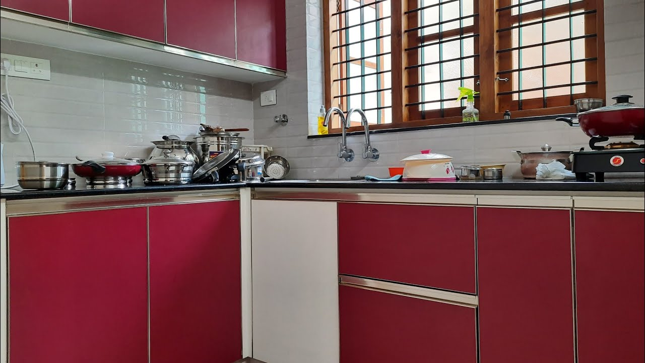 latest modular kitchen design simple and beautiful  how
