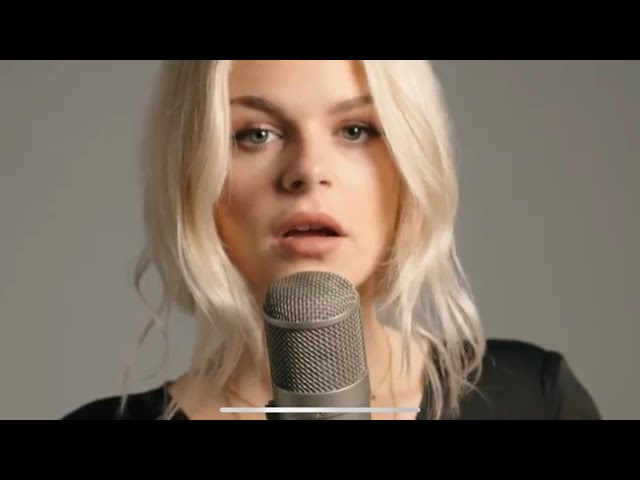 Always Remember Us This Way - Lady Gaga (Cover By: Davina Michelle)