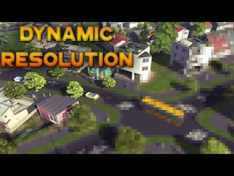 Cities Skylines : Mods [Dynamic Resolution] w/Download Link