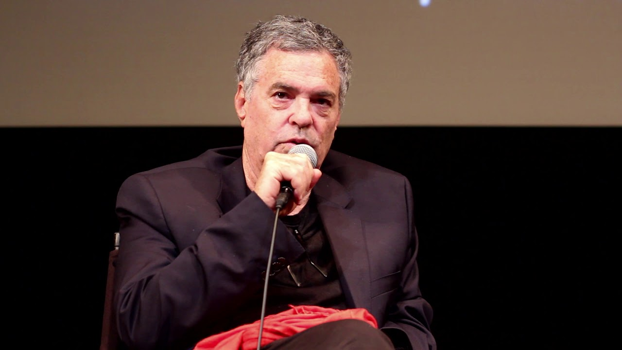 Amos Gitai and Richard Peña | 'West of the Jordan River' Q&A | NYJFF 2018