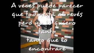 Natalia Salas - Hoy Solo Quisiera (Letra)