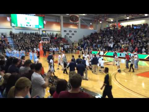 Norwalk Ohio Truckers Going to State! 2014 Div 2 Regional Champs! Last 2 secs of the game. 3/15/14
