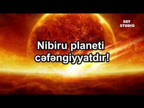 Nibiru planeti cəfəngiyyatdır