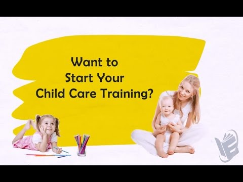 Start your Certificate III in Early Childhood Education & Care course!