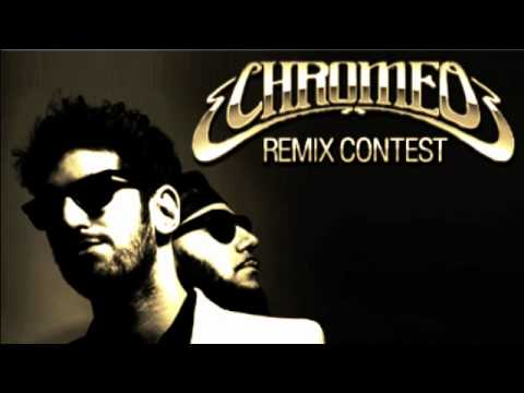 Chromeo  Hot Mess Sergej Gorn Remix