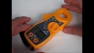 MT87 токовые клещи обзор функциональности