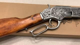 Карабин Винчестер США 1873 г, Mod.73 Winchester Carbine, USA 1873, Denix 1253/G