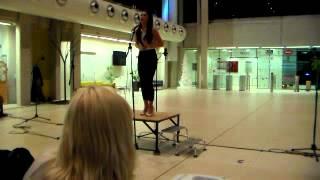 Fine Voice Singers Academy - O Mio Babbino Caro sung by Catherine Hoolihan
