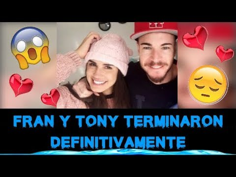 NO FUNCIONO!!! FRAN UNDURRAGA Y TONY SPINA TERMINARON DEFINITIVAMENTE