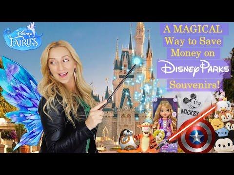 Disney Fairies: A MAGICAL Way to Save Money on Disney Parks Souvenirs!