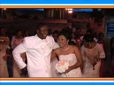 ABRAHAM S SANOE & FANTA TOURE WEDDING IN PHILADELPHIA (SEPTEMBER 29, 2012) PART TWO