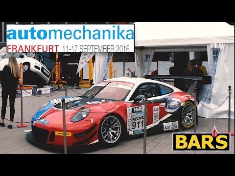 automechanika 2016 Frankfurt Germany