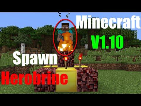 how to find herobrine in minecraft