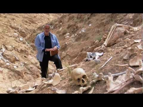 "Ezekiel and the MidEast ""Piece"" Process #6: The Valley of the Dry Bones"