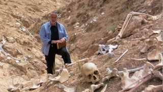 """Ezekiel and the MidEast """"Piece"""" Process #6: The Valley of the Dry Bones"""